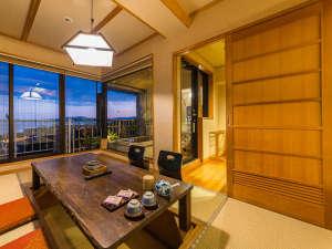 エグゼクティブ里山・和室(客室一例)