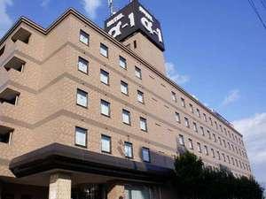 ホテル・アルファ−ワン大津:写真
