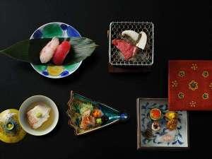 【春秋の特別会席】ちいさな料理を少しずつ楽しむ「加賀デギュスタシオン」