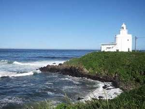 日本最東端の地、納沙布岬です。