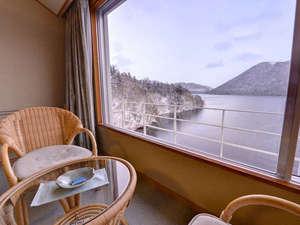 然別湖畔温泉ホテル風水 image