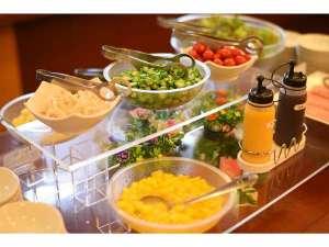 朝食バイキング無料サービス レストラン「和み」にてご利用時間⇒6:30-9:00
