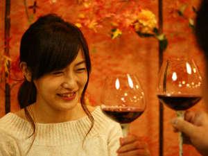 当館は山形を代表するブランド牛とワインのマリアージュをお楽しみ頂ける宿です!