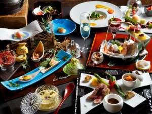 【2017夏のお献立】和食とフレンチを融合し、食材の魅力を最大限に引き出す和洋会席