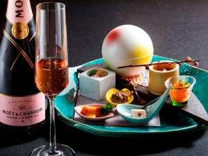 旬の素材の味を引き出すワインと一緒にお召し上がりください