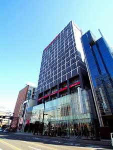 メルキュールホテル札幌 外観