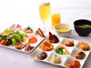 【夕食バイキング】奥美濃の地元食材等も使用した、和洋中バイキング♪