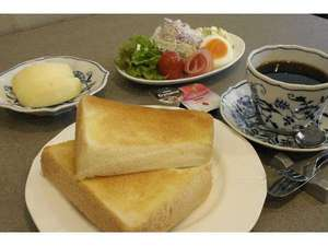 朝食【洋食】