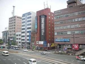 アパホテル<長崎駅前>:写真