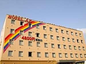 HOTEL AZ 鹿児島大崎店 (旧 亀の井ホテルグループ)