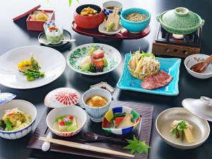 >【夕食】会席料理イメージ