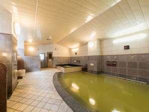 【大浴場】広い大浴場で存分に足を伸ばしてくつろいで♪