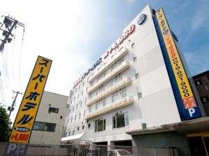 スーパーホテル盛岡:写真