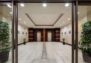 【1階】ホテルエントランス