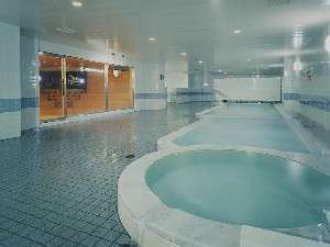 天然温泉『天平の湯』