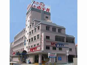 ビジネスシティーホテル [ 岡山県 新見市 ]