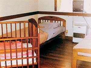 赤ちゃん用ベビーベッド