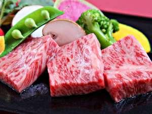 近江牛のコンロ焼き
