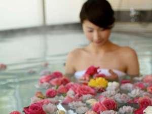 華風呂は女子展望大浴場で