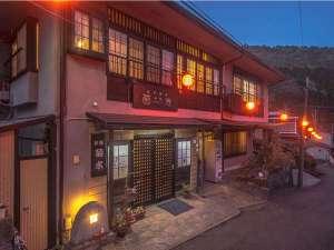 菊水旅館 [ 大分県 由布市 ]  湯平温泉