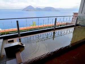 【8階絶景露天風呂】洞爺湖・羊蹄山が一望、とろーり・しっとりの美肌の湯。