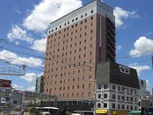 ホテル外観【東側】