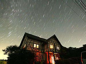 天文台のあるペンションカレワラ