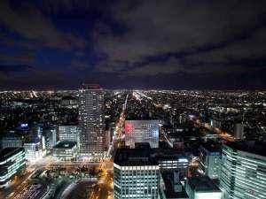日本新三大夜景に選ばれた札幌の夜景を楽しめる(北側)