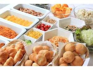 朝食参考例!メニューは日替わりです!!