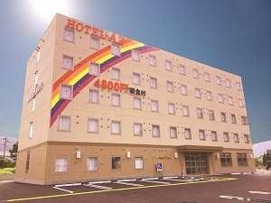 HOTEL AZ 鹿児島出水店の画像