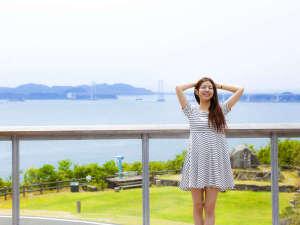 淡路島のホテルの中でも抜群の眺望が自慢「丘の上のヒーリングリゾート プラザ淡路島」