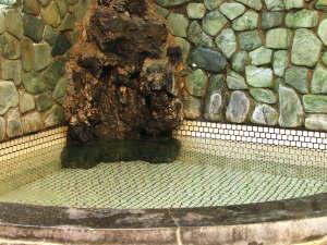 当館のお風呂は浜坂温泉(天然温泉)で慢性婦人病や療養・保養に効果大!24時間入浴可◎◎◎男湯