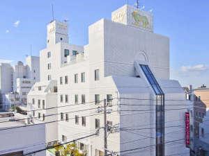繁華街徒歩圏内で大浴場のある宿 宮崎ライオンズホテル:写真