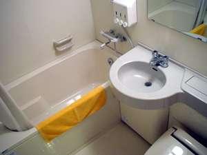 トイレは洗浄機能付き