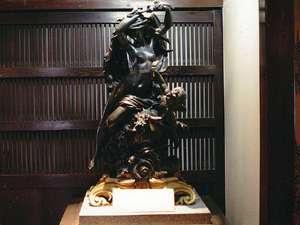 喜多方蔵座敷美術館が併設。ご宿泊者は自由にご覧いただけます(一般400円)