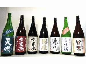 オススメ福島の銘酒