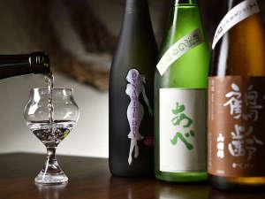 100種類を超えるここでしか飲めない新潟地酒をご用意しております。