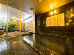 天然温泉 飛鳥の湯 スーパーホテルLohasJR奈良駅:写真
