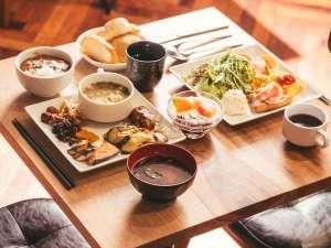 ★朝食 1,300円/一人