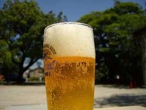 生ビール1杯サービス