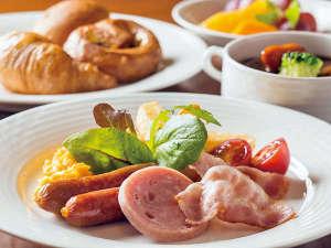 和洋バイキング朝食(洋食イメージ)OPEN6:00~10:30