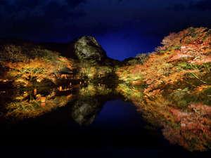 日本最大級の紅葉ライトアップイベント 『たまゆらの夕べ 』2017/11/3~12/10まで