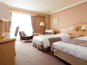 【ホテル&コンベンション】ノース&サウス洋室例(最大4名様迄収容可能な33㎡)