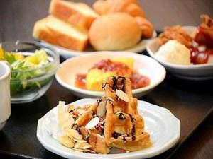 ◆ドーミーイン自慢の朝食(洋風)
