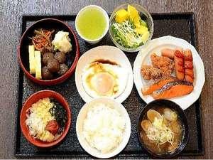 ◆ドーミーイン自慢の朝食(和風)