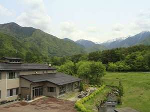 木曽文化公園 宿泊施設 駒王