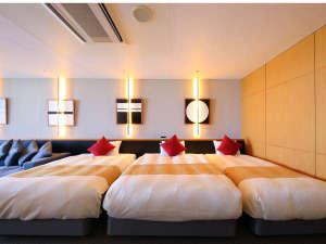 【グランドオーシャンズ】限定2室!ベッド3台でファミリー・グループにもオススメ!