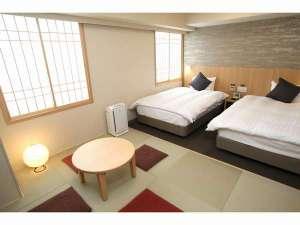 ◆和洋室 30平米 ベッドサイズ120cm×205cm+畳スペース4.5畳