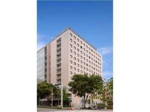 リッチモンドホテル名古屋納屋橋 外観(昼イメージ)