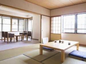 広々とした和室の隣には、洋間もございます。